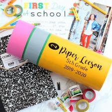 Back-to-School Time Capsule