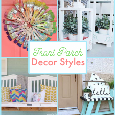 Front Porch Decor: Different Porch Styles to Inspire You