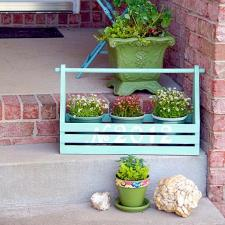 Front Porch Spruce Up