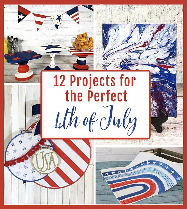 12 Ways to Make your 4th of July Perfect