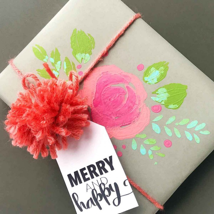 Decoart Blog Trends Custom Wrapping Paper Inspiration