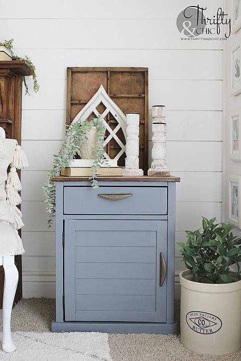 How to Paint Furniture with Satin Enamels