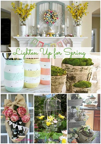 Lighten Up For Spring