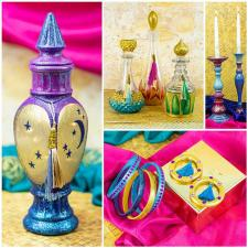 Arabian Nights-Inspired Projects & Party Decor
