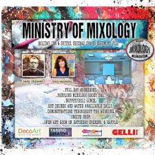 COMING SOON! Ministry of Mixology: Chicago