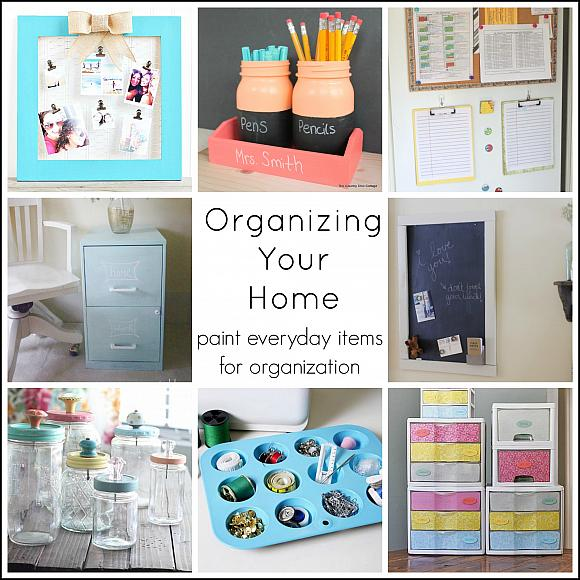 Decoart blog organizing your home Organizing your home