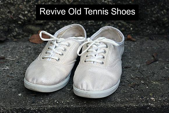 Revive Old Tennis Shoes
