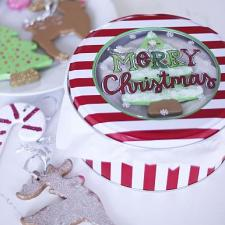 Sugar Cookie Ornaments