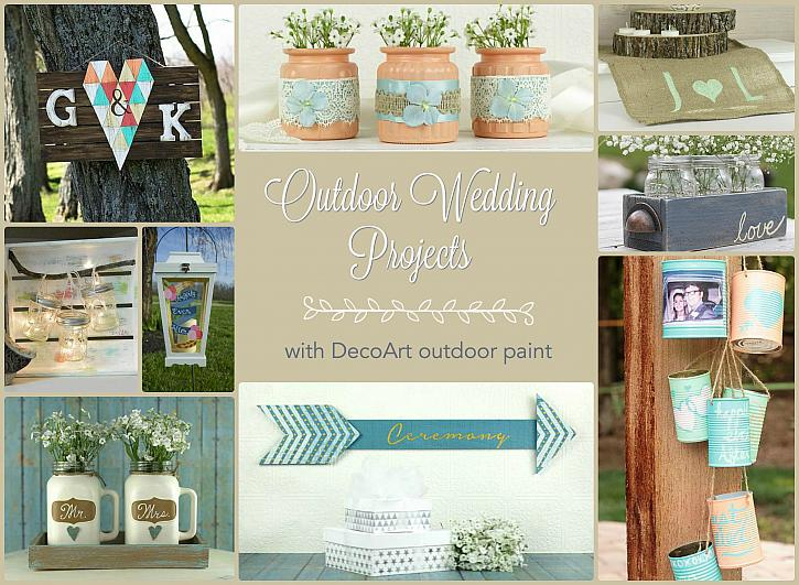 Outdoor Wedding Inspiration