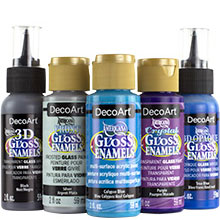 Decoart Glass Paint Program
