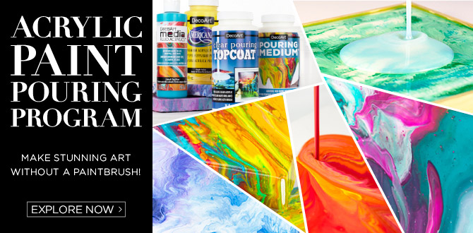 decoart acrylic paint mediums varnishes stencils for arts and