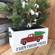 Farm Fresh Trees Holiday Box