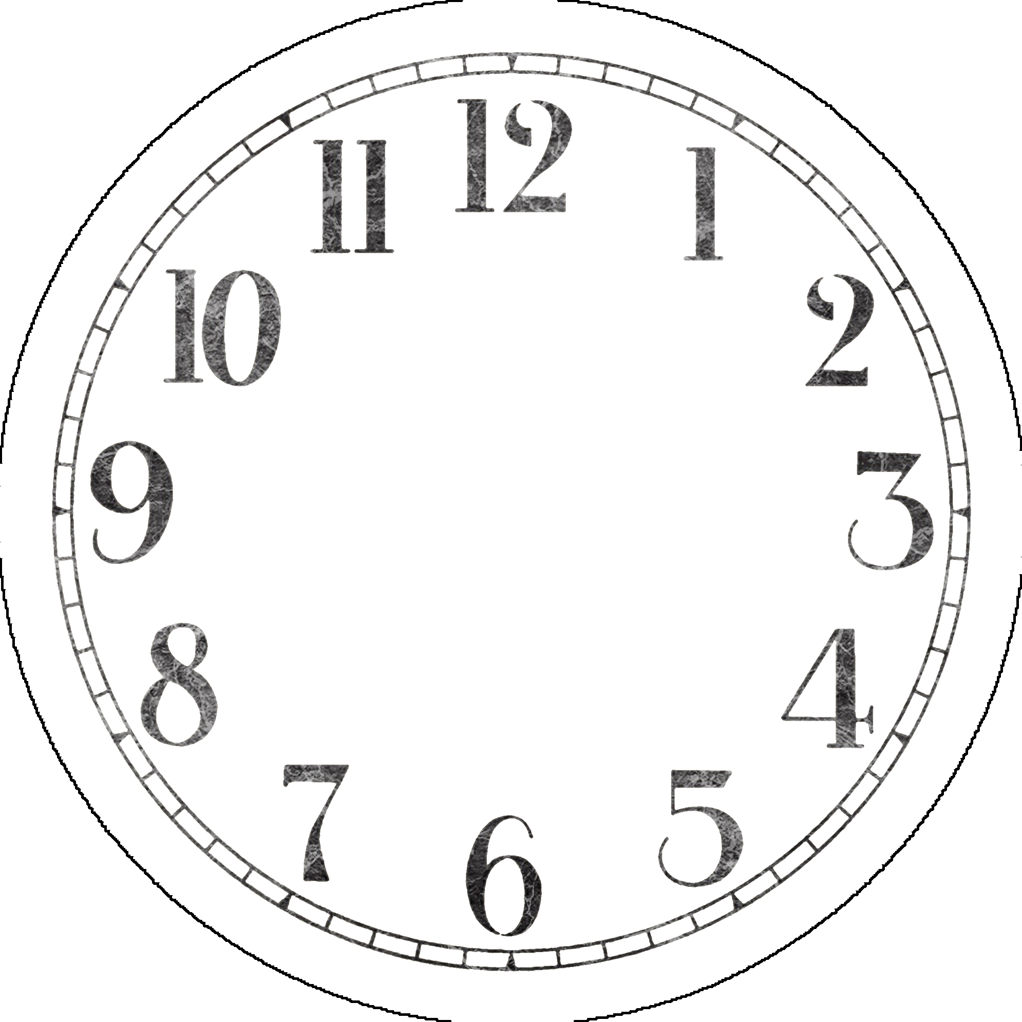 worksheet Printable Blank Clocks clockface template 28 images printable clock clipart pin print out pictures on