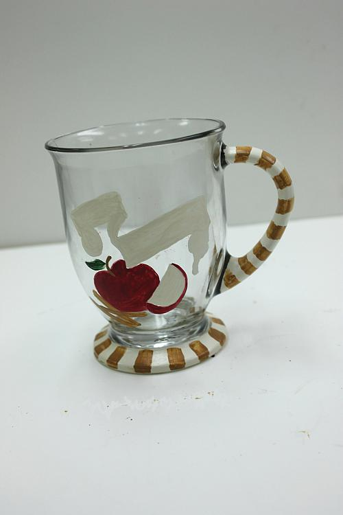 Country Style Hot Cider Mug Project By Decoart