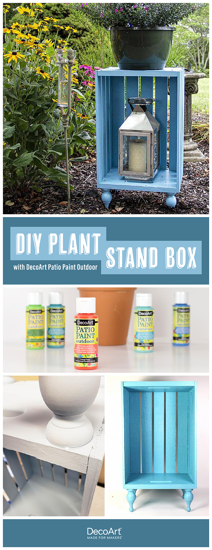 DIY Plantstand Box