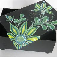 Black Decorative Box