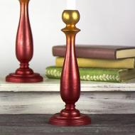 Flaming Candlesticks