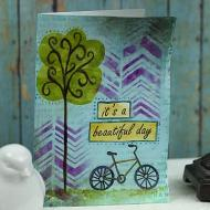 It's A Beautiful Day Card