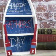 Happy Father's Day Boat