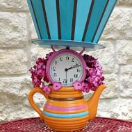 Whimsical Hatter Decor