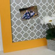 Magnetic Board Makeover