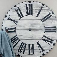 Over-Sized Wall Clock