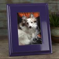 Glossy Purple Photo Frame
