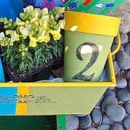 Gardening Container Gift