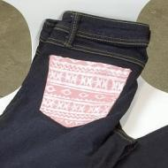 Painted Jeans | Pattern Pocket