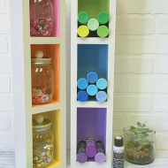 Craft Storage Towers