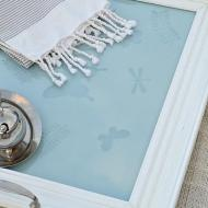 Etched Serving Tray