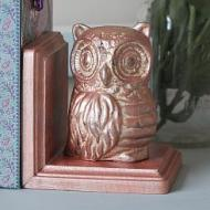 Rose Gold Bookends