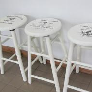 Set of French Stools