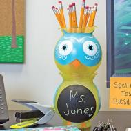Teacher's Owl Organizer
