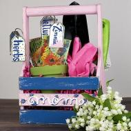 Mother's Day Gardening Tote