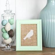 Easy Painted Spring Decor