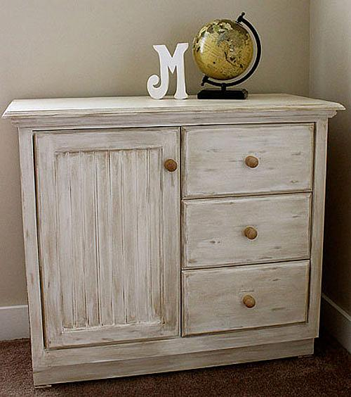 Furniture Painted With Americana Chalk Paint Vintage