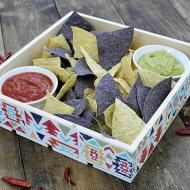 Chips and Salsa Tray