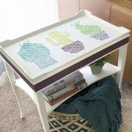 Cross-Stitch Table