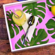 Tropical Leaf Tray