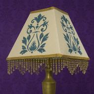 Downton Abbey-Inspired Lamp