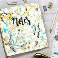 Marbled Planner