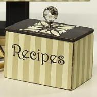 Downton Abbey Recipe Box
