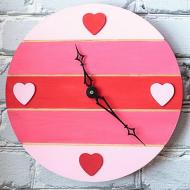 Time for Love Clock