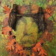 The Green Man of the Forest
