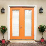 Courtyard Door Facelift