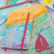 DIY Beach Travel Journal