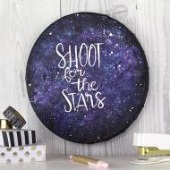 Shoot for the Stars Canvas