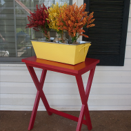 Front Porch Side Table