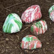 Marbled Rocks